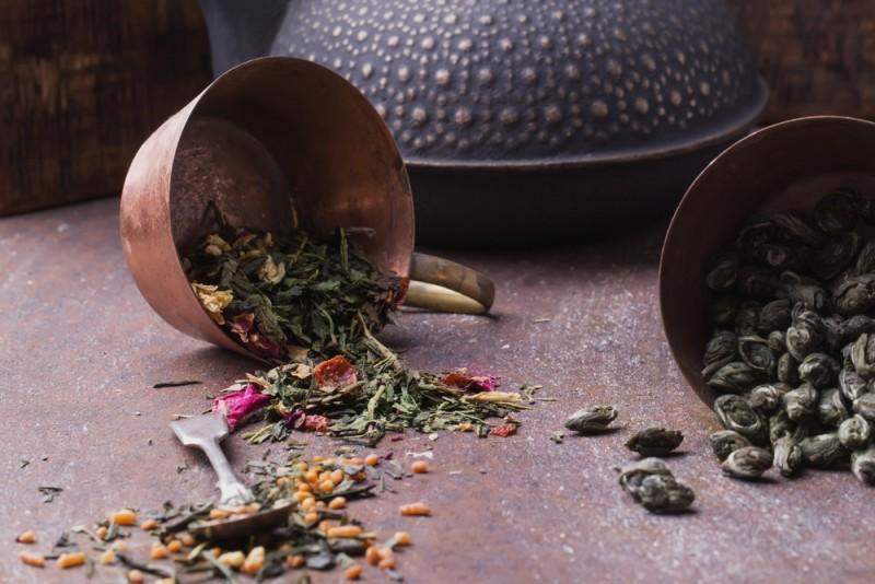 Te i koppen og ro i hovedet